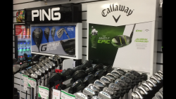 Golf Club Custom Fitting