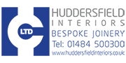 Huddersfield Interiors Tee Sign 355x175
