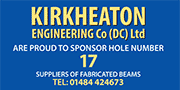 Kirkheaton Engineering T Sign